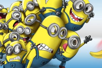 Minions Competition Mini Movie (2015)  720p 150MB