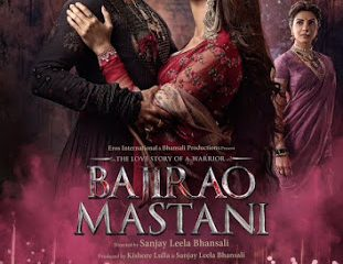 Bajirao Mastani (2015) Hindi Movie 400MB 480P