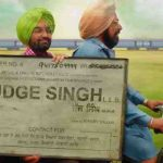 Judge Singh LLB (2015) Punjabi Movie HDCam