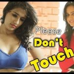 Please Dont Touch (2015) Hindi Dubbed 150MB