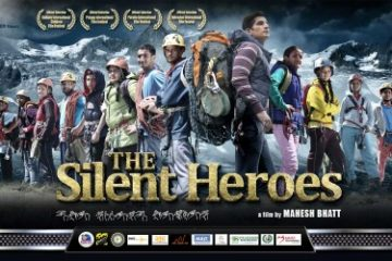 The Silent Heroes (2016) Full Movie Watch Online HD CAMRip