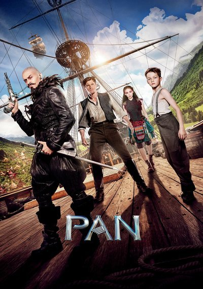 Pan (2015) Watch Full Movie Online Free HD DVDRip 720p