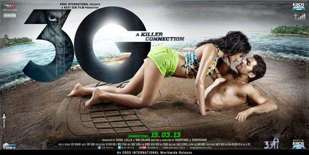 3G A killer Connection (2013) Hindi Movie 720p