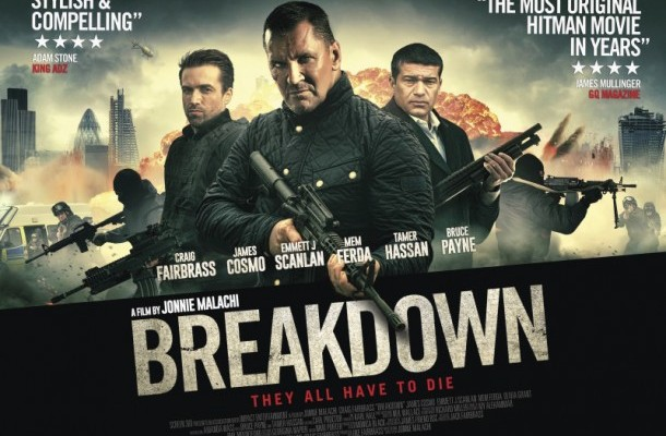 Breakdown 2016 Full Movie English HDRip 720p