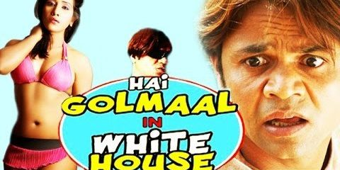 Hai Golmaal In White House (2013) Hindi Movie 480p