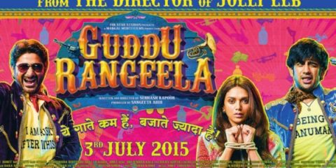 Guddu Rangeela (2015) Hindi Full Movie Watch Online 720p