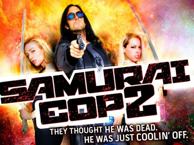 Samurai Cop 2 Deadly Vengeance (2016) HD Download 480p