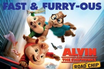 Alvin and the Chipmunks The Road Chip (2016) Watch Online 720p