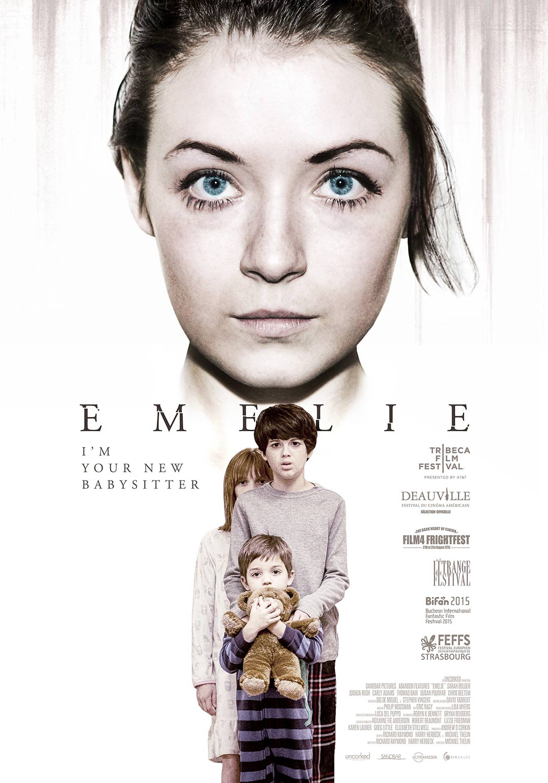 Emelie (2016) Full Movie Watch Online HDrip