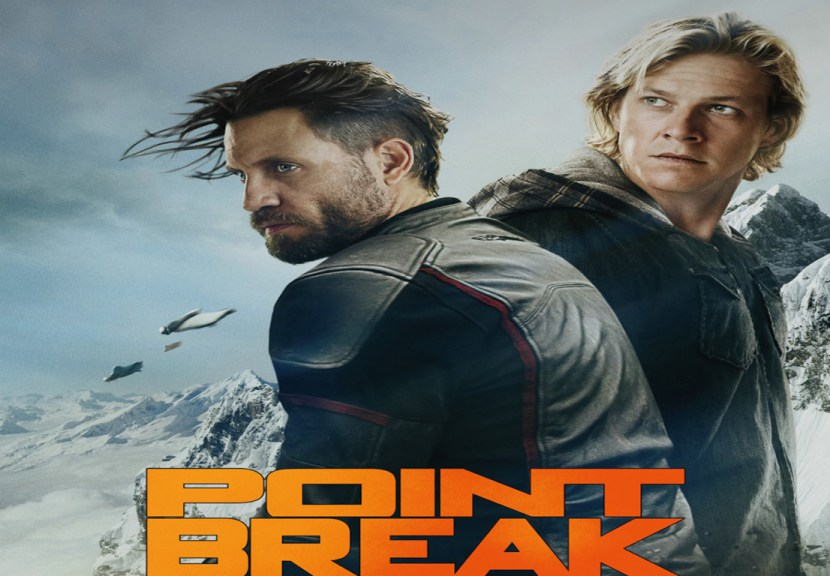 Point Break (2015) English Full Movie Watch online 720p