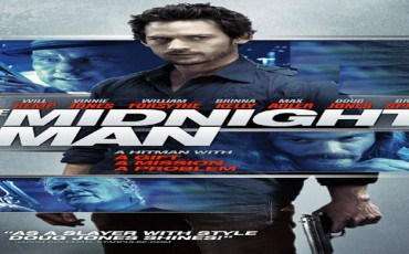 The Midnight Man 2016 English HDRip 720p