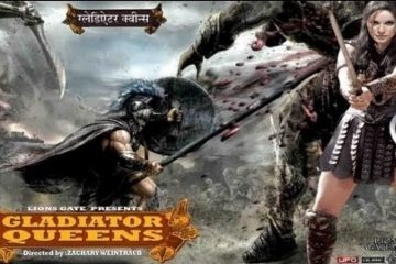 Gladiator Queens (2015) Hindi Dubbed DVDRip 480p