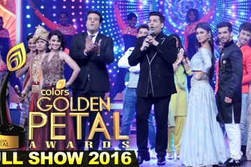 Colors Golden Petal Awards (2016)  WebHD 480p