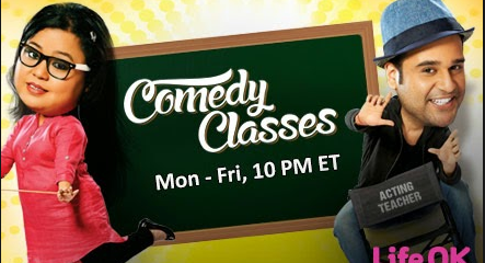 Comedy Classes (2014) All Episodes Of Season 1 DVDRIP 720P