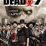 Dead 7 (2016) English Movie HDRIP 600MB