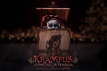 Krampus (2015) Hindi Dubbed DVDRIP 250MB