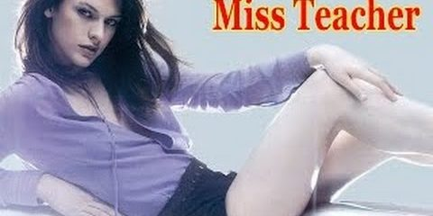 Miss Teacher 2016 Hindi Movie CAMRip 400MB