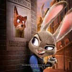 Zootopia 2016 English Movie BlueRay Download 250MB