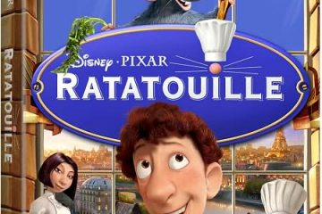 Ratatouille 2007 English 200MB BRRip 720p
