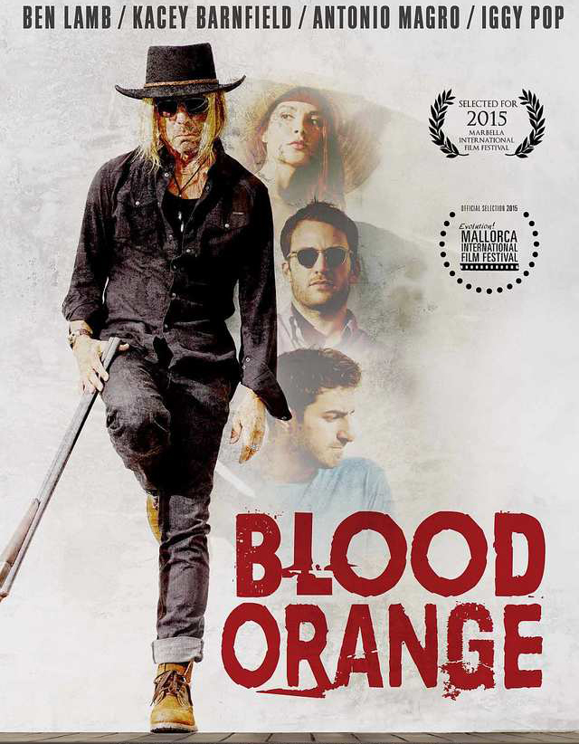 Blood Orange (2016) English WEB-DL 720p