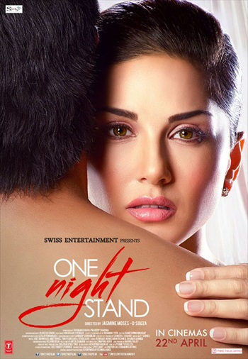 One Night Stand 2016 Hindi Movie DVDScr 550MB