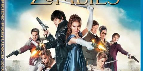 Pride And Prejudice And Zombies (2016) English Bluray 600MB