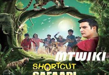 Shortcut Safari 2016 Hindi DVDSCr 350MB