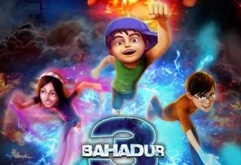 Teen Bahadur 2015 Urdu HDRip 300MB