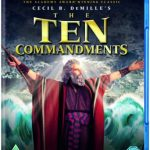 The Ten Commandments 1956 Hindi Dubbed BluRay 720p