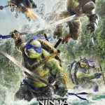 Teenage Mutant Ninja Turtles Out of the Shadows 2016 Hindi Dubbed HDTS 300MB