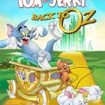 Tom and Jerry Back to Oz 2016 English DVDRip 500Mb