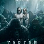 The Legend of Tarzan 2016 Hindi Dubbed DVDRIP 600MB