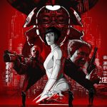 Ghost in the Shell (2017) English 720p DVDRIP 950MB