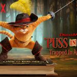Puss in Book Trapped in an Epic Tale 2017 English 720p x264 320MB