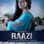 Raazi 2018 Hindi 480p WEB-DL 250MB