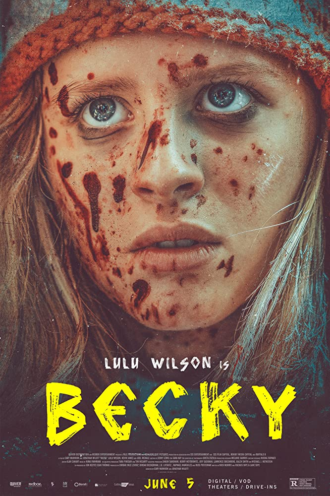 Becky 2020 Dual Audio Hindi 300MB HDRip 480p..