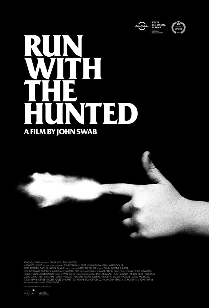 Run with the Hunted 2020 English
