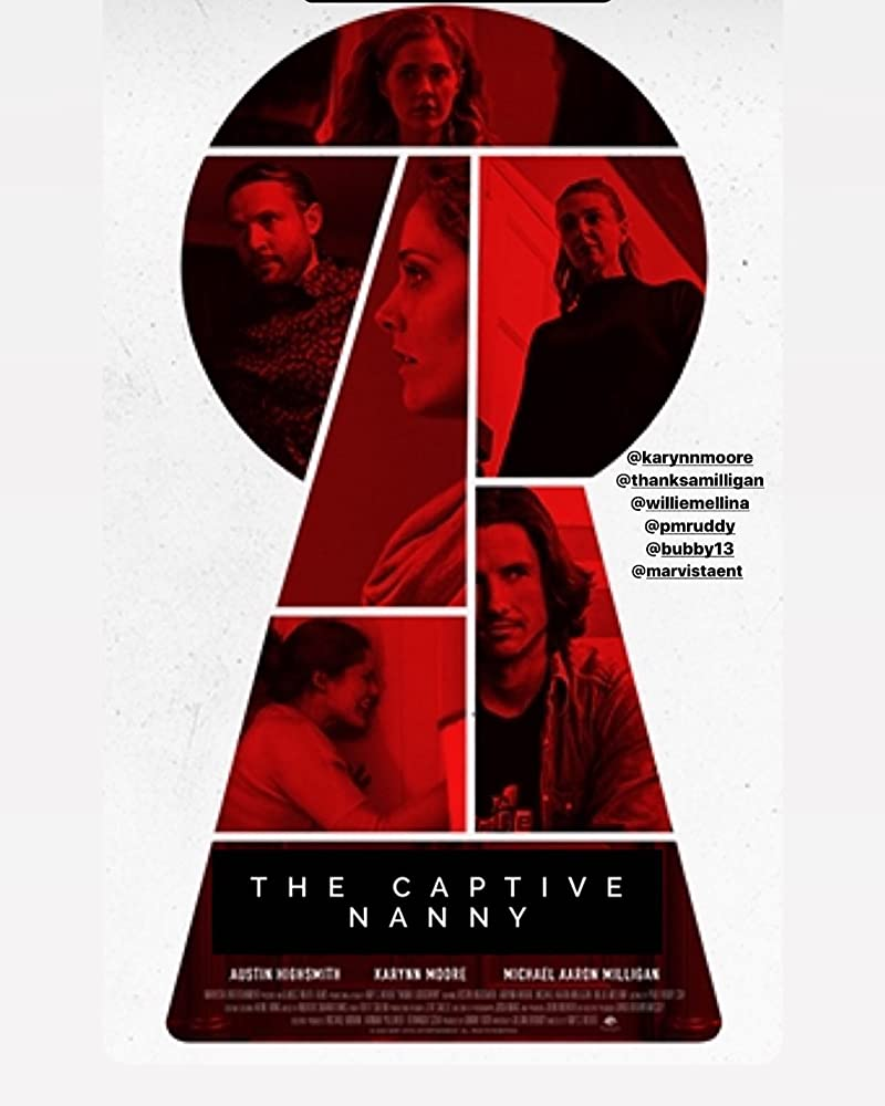 The Captive Nanny (2020) Dual Audio Hindi 300MB