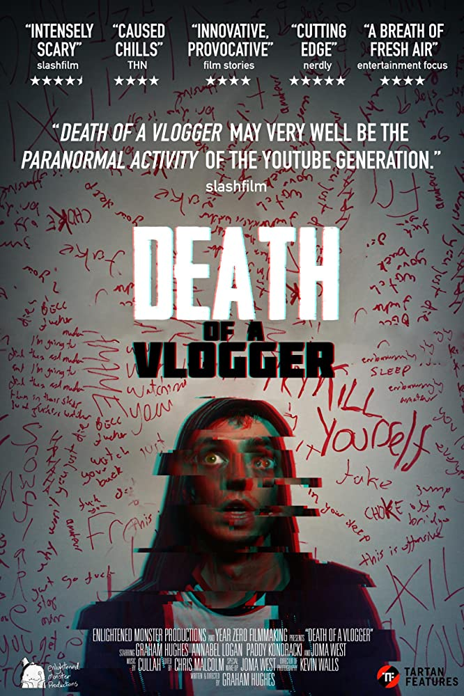 Death of a Vlogger 2020