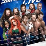 WWE Friday Night Smackdown (10 July 2020) English 300MB HDRip 480p