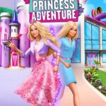 Barbie Princess Adventure 2020 English 300MB HDRip