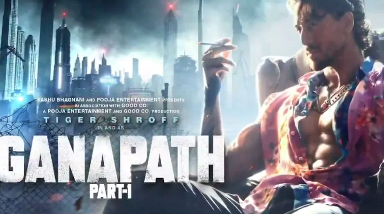 Ganapath First Look has Tiger Shroff Move Shirtless