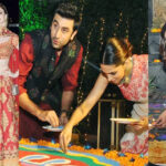Bollywood Celebrates Diwali and Instagram Proves It