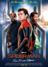 Spider Man Far from Home 2021 Hindi